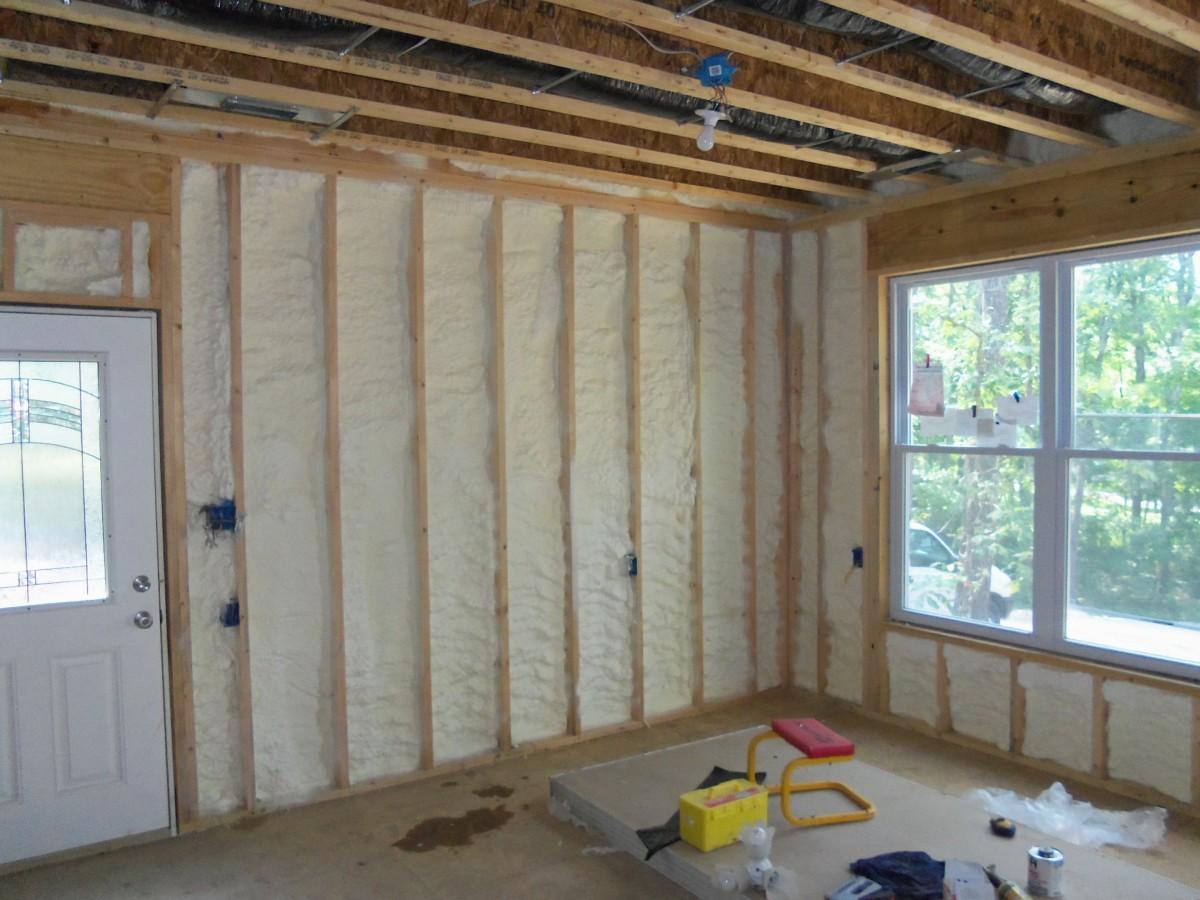 Spray Foam Insulation – Hillsboro, MO