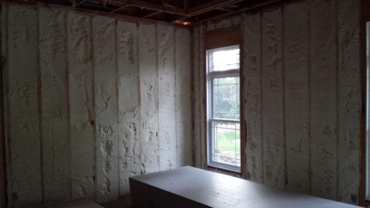 Spray Foam Insulation – St. Charles, MO