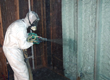Spray Foam Insulation St. Louis